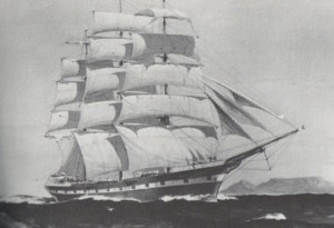 Rangitiki Ship