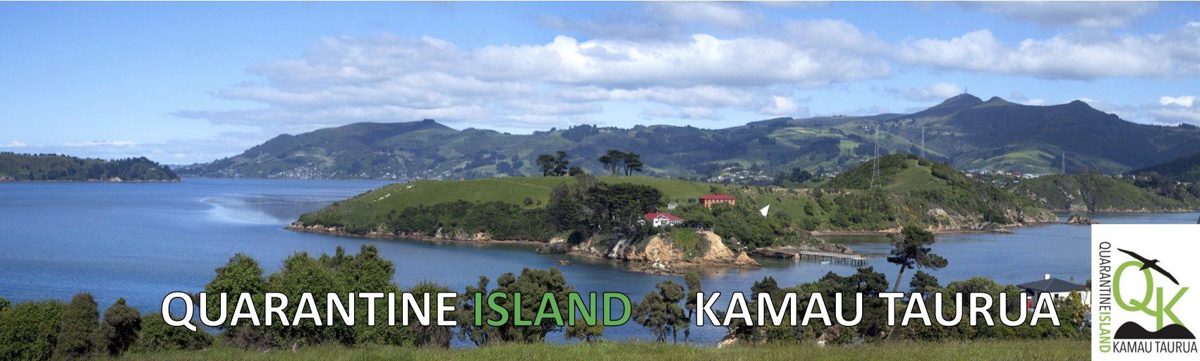 Quarantine Island / Kamau Taurua